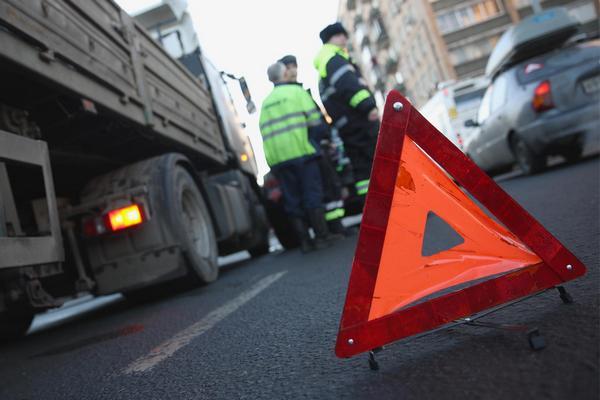 Под Одессой в ДТП на трассе погиб полицейский