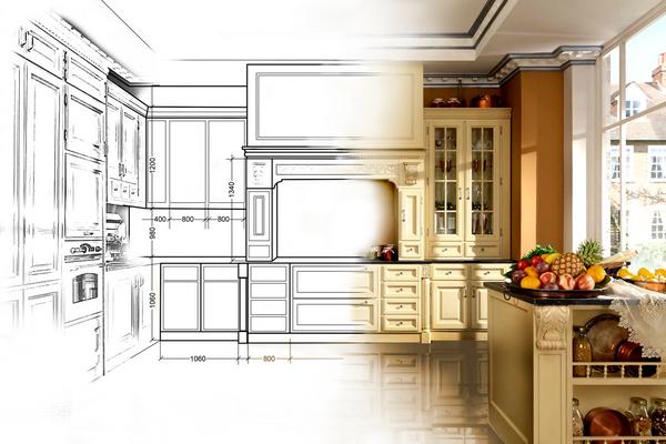 Особенности производства кухонных гарнитуров по индивидуальному проекту