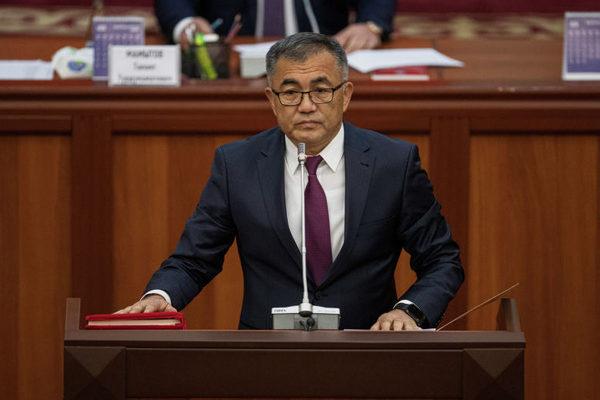 Конституционный референдум в Кыргызстане состоялся — вице-премьер Кармышаков