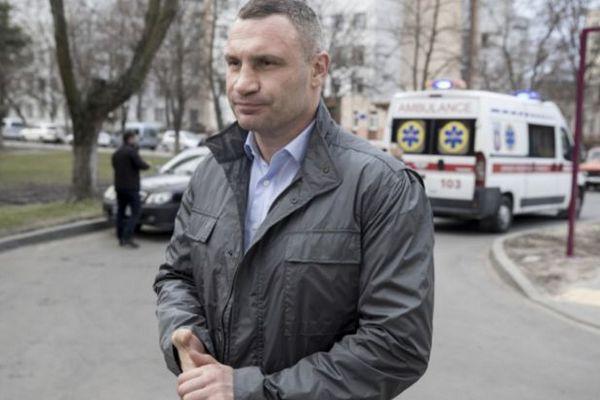 Кличко показал ситуацию в больницах Киева