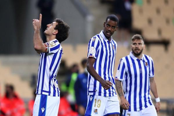 Реал Сосьедад выиграл финал Кубка Испании сезона-2019/20