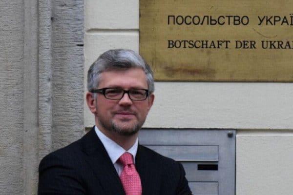 Посол призвал Германию помочь Украине как можно быстрее вступить в НАТО