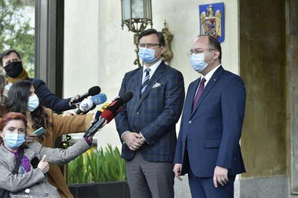 Украина и Румыния готовы стать стратегическими партнерами – встреча глав МИД