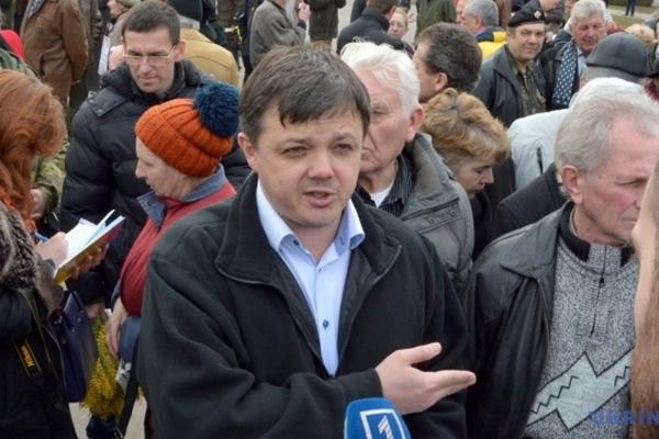 Суд оставил без изменений меру пресечения Семенченко