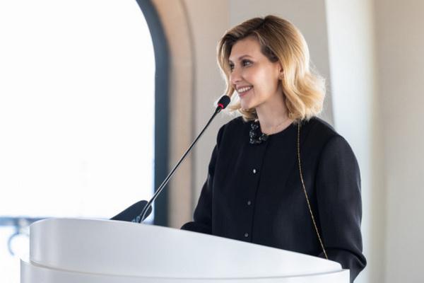 Елена Зеленская запустила два украиноязычные аудиогиды в Турции
