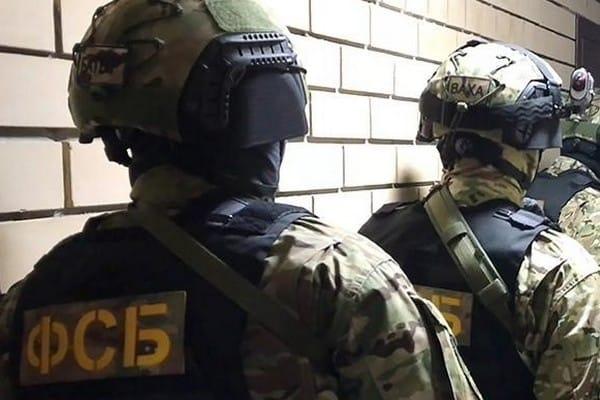 Сотрудники ФСБ задержали украинского консула
