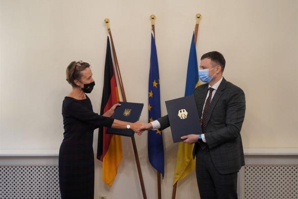 Кабмин поддержал получение Украиной 255 миллионов евро от Германии