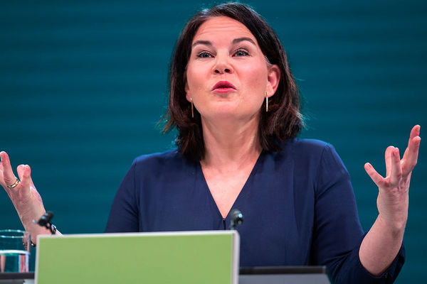 Бизнес Германии поддерживает кандидатуру «Зеленых» на посту канцлера