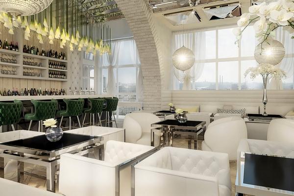 Дизайн кафе и ресторанов в Харькове от XATA DESIGN