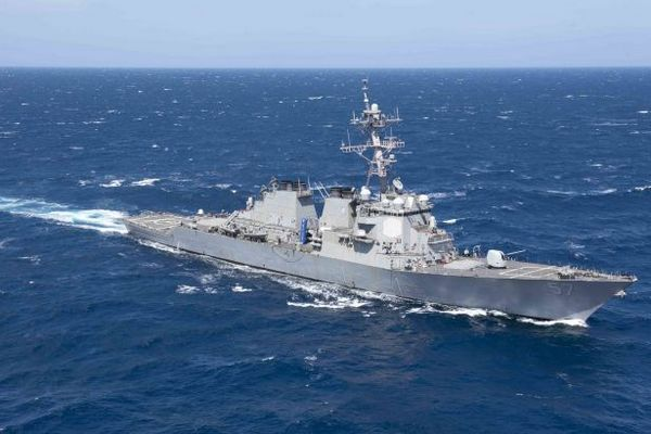 Турция заявила, что корабли США пробудут в Черном море до 4 мая