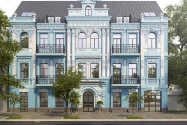 Дом Рутковского в Киеве отреставрируют за $4 млн