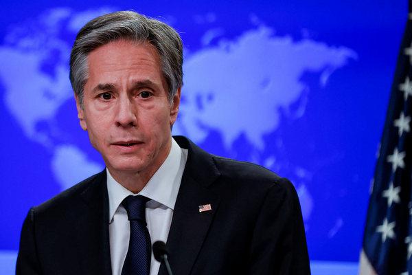 Блинкен в Брюсселе вместе с шефом Пентагона проведет переговоры с союзниками по НАТО