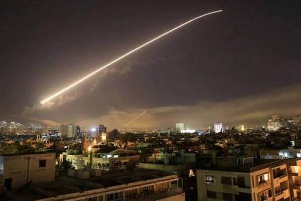 Сирия заявляет о погибшем и раненых гражданских от ракет Израиля