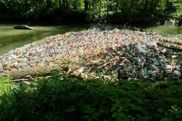 80% мусора, попавшего в Венгрию по реке Тиса, имеет румынское происхождение – глава Госэкоинспекции