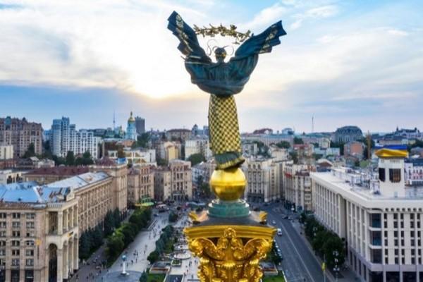 Зеленский поздравил Киев с 1539-летием