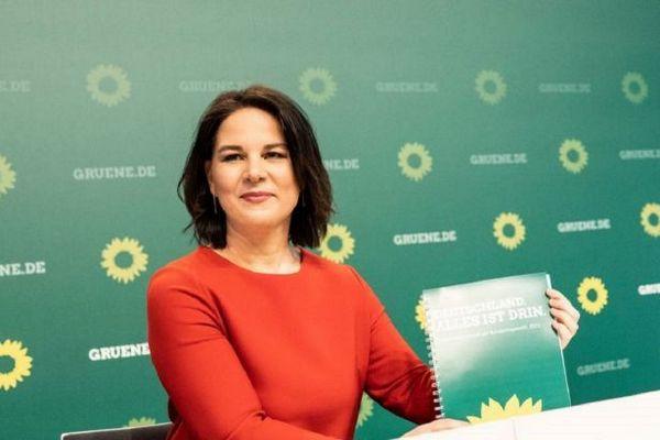 Лидер «Зеленых» заявила, что Германия мало прилагает усилий для поддержки Украины