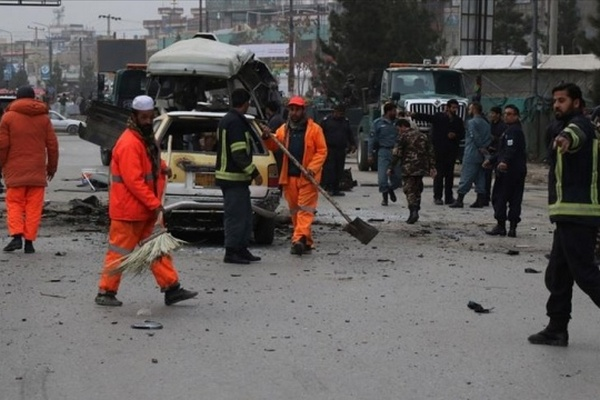 В Афганистане взорвался заминированный автомобиль, 30 погибших