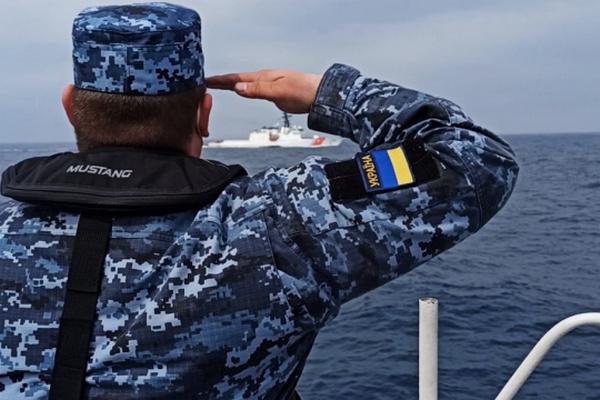 Корабли Украины и США провели учения возле Одессы