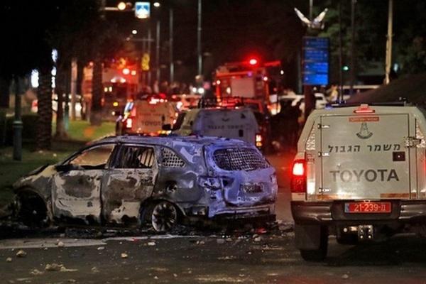 Обострение в Израиле: в городе Лод ввели чрезвычайное положение