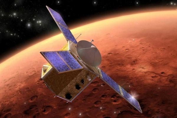 Стало известно, когда китайский корабль сядет на Марс