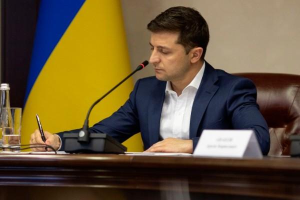 Зеленский призвал Кабмин усовершенствовать отдельные положения закона «О предотвращении коррупции»