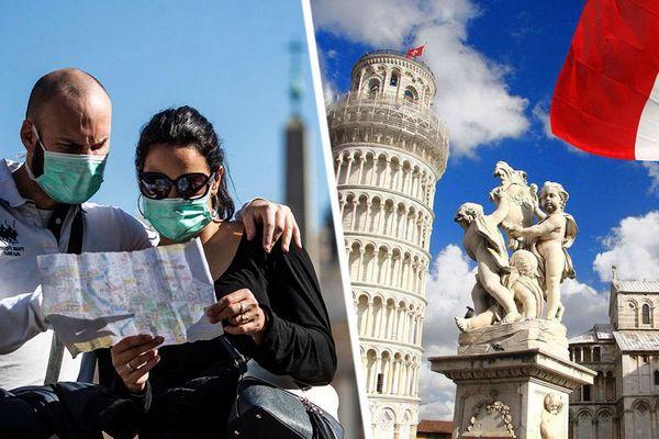 Италия с середины мая введет пропуск для путешествий между регионами