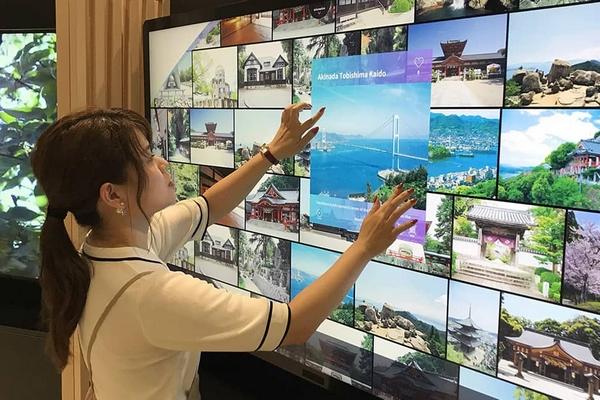 Интерактивные дисплеи: достоинства и выбор