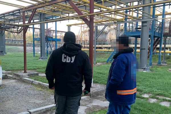 «Нафтогаз» вместе с СБУ разоблачили схему хищения сжиженного газа в Полтавской области