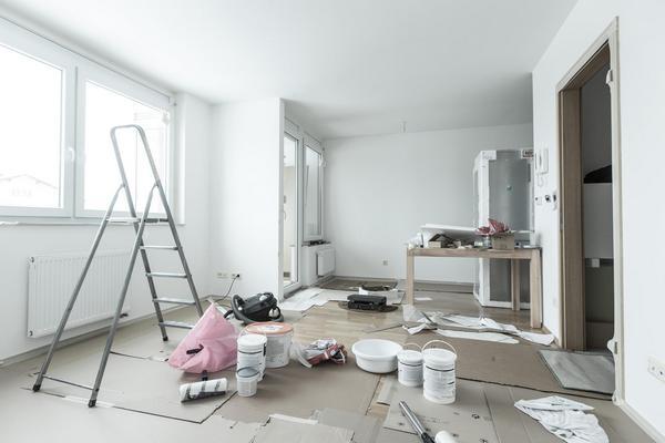 С чего начать ремонт в доме?