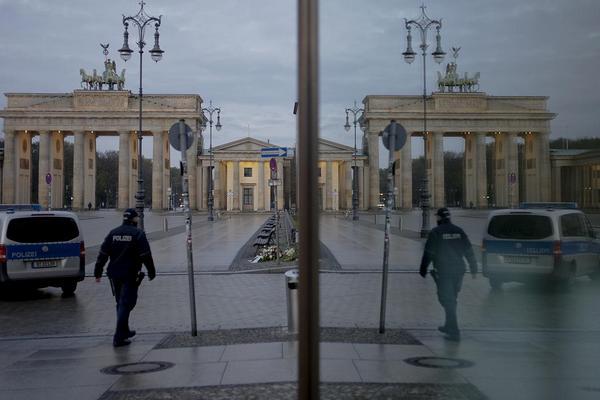 Генпрокуратура ФРГ задержала россиянина по подозрению в шпионаже