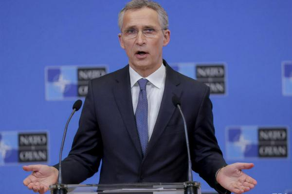 Генсек НАТО обеспокоен сотрудничеством России и Беларуси