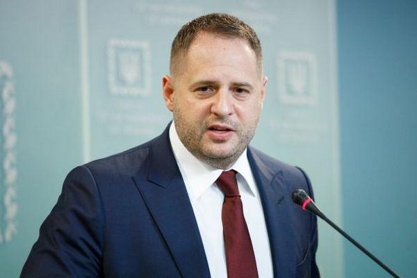 Ермак: позиция США по Украине принципиальна и непоколебима