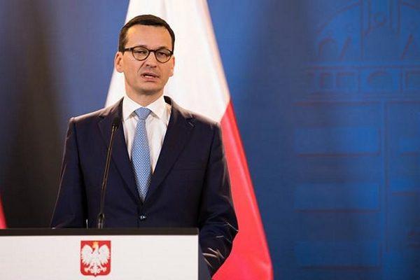 Польша разочарована решением США снять санкции с оператора «Северного потока-2» — премьер