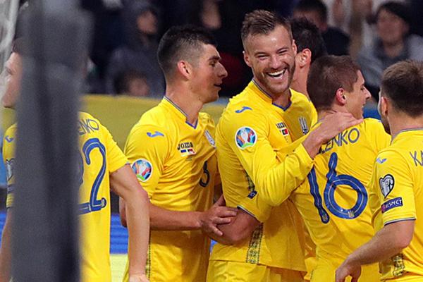 Сборная Украины матчем в Нидерландах начинает выступление на футбольном Евро-2020