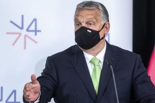 Венгерский премьер Орбан хочет встретиться с Зеленским