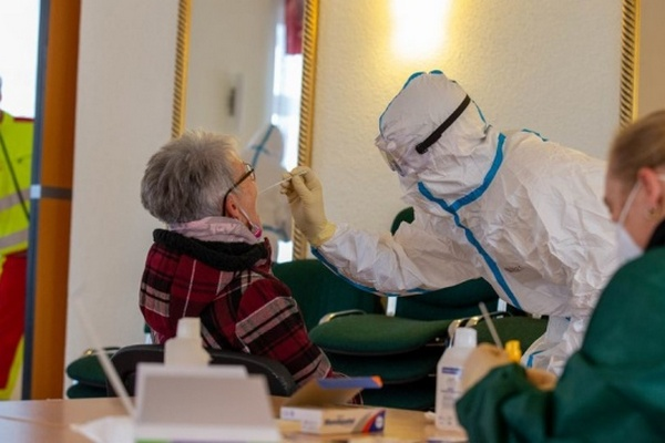В Германии запустили цифровой сертификат вакцинации