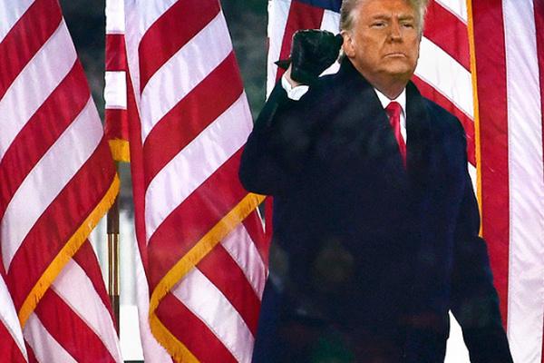 Трамп сравнил выборы-2020 в Штатах с выборами 2004 года в Украине