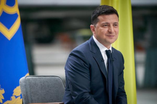 Зеленский обсудил с Грибаускайте движение Украины к евроинтеграции