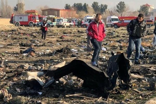 Катастрофа самолета МАУ: Украина и Иран начинают третий раунд переговоров
