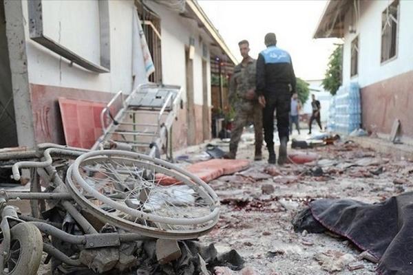 Больницу на севере Сирии обстреляли ракетами — 13 погибших