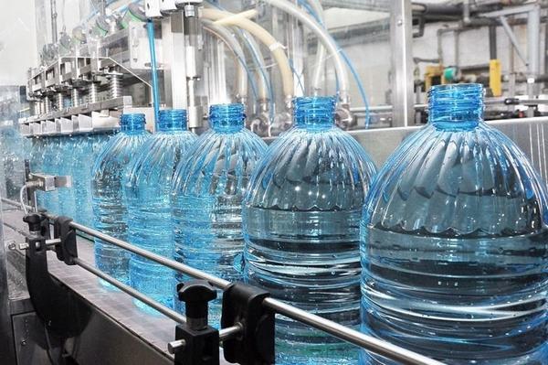 Оборудование для разлива воды