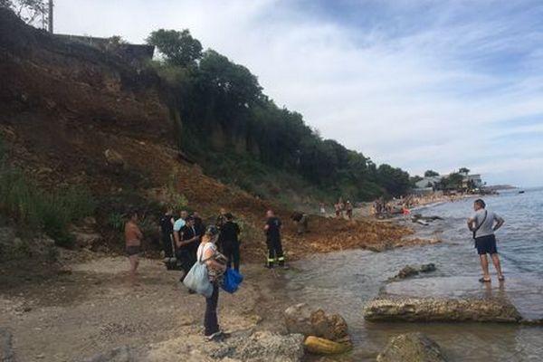 В Одесской области рядом с базой отдыха произошел оползень, спасатели проводят поиски пострадавших — ГСЧС