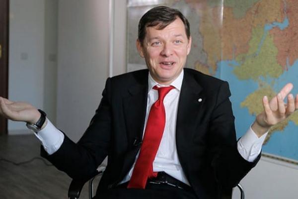 Олег Ляшко занялся майнингом криптовалют