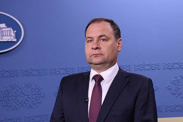 Премьер Беларуси: Мы готовы к переговорам с Украиной, но мяч на их территории