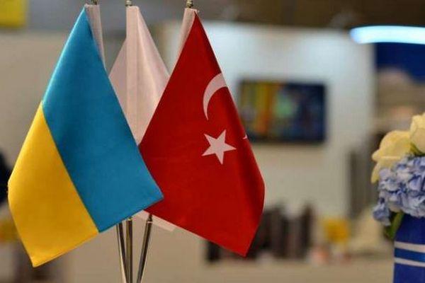 Украина и Турция восстановят дружественные визиты кораблей