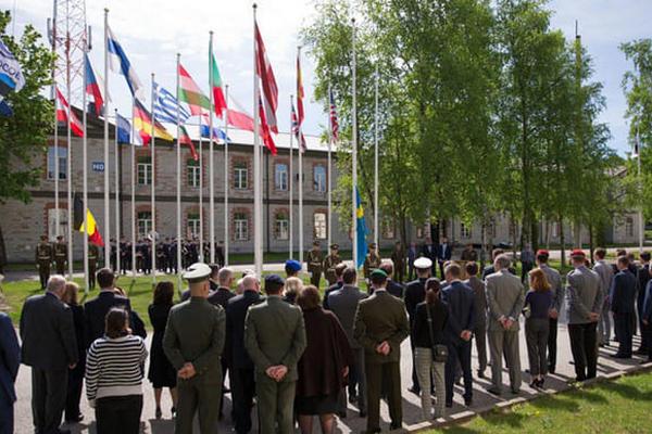 Начался процесс включения Украины в Центр киберзащиты НАТО