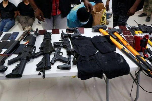 Убийство президента Гаити: задержаны колумбийцы и американцы