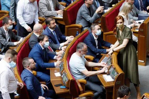 В Раде заблокировали подписание закона о реформе ВСП