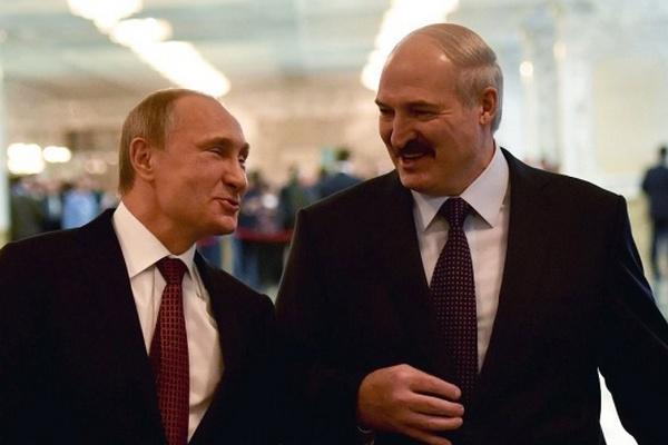 В Петербурге начались не анонсированные заранее переговоры Путина и Лукашенко