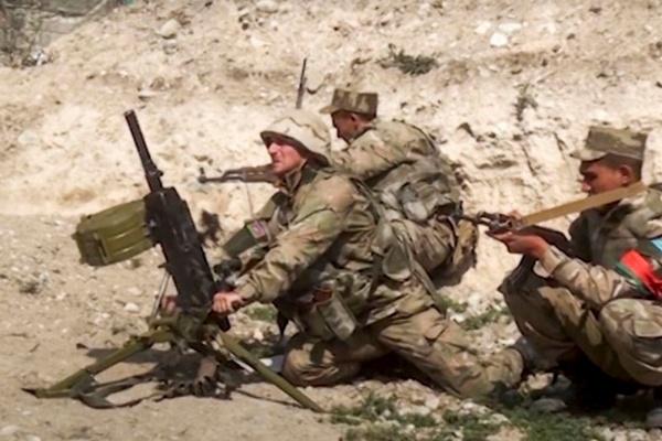На границе Армении и Азербайджана произошла перестрелка, погиб военный